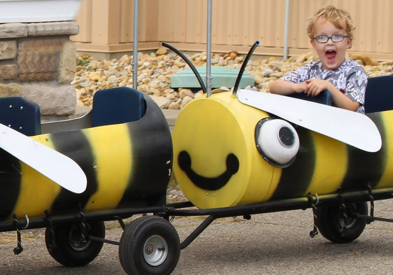 Kiwanis Bee Train